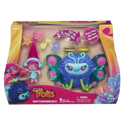 Hasbro, Trolls Poppy komplekt