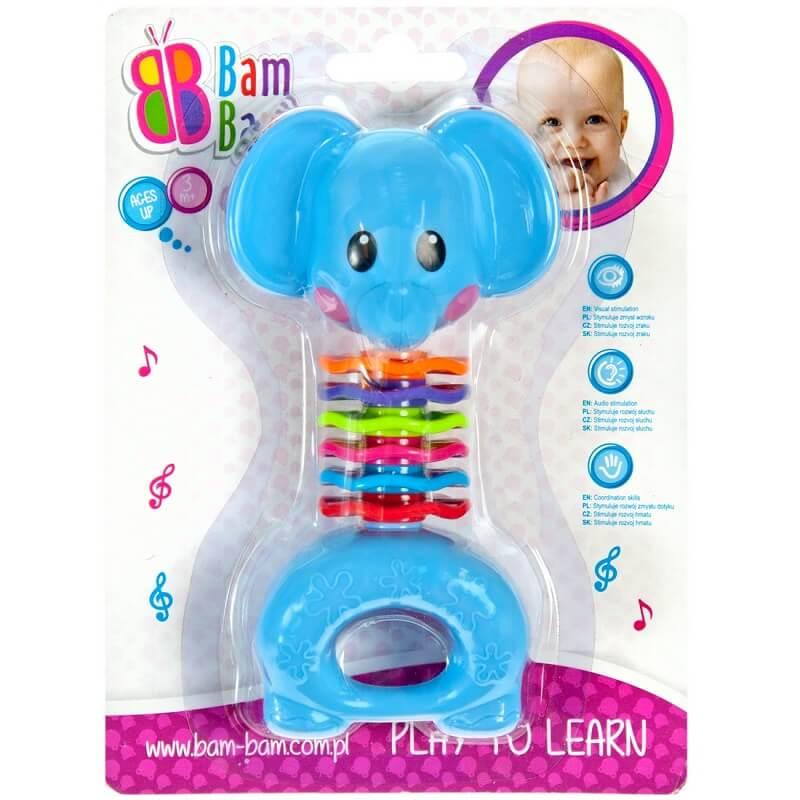BamBam kõristi elevant