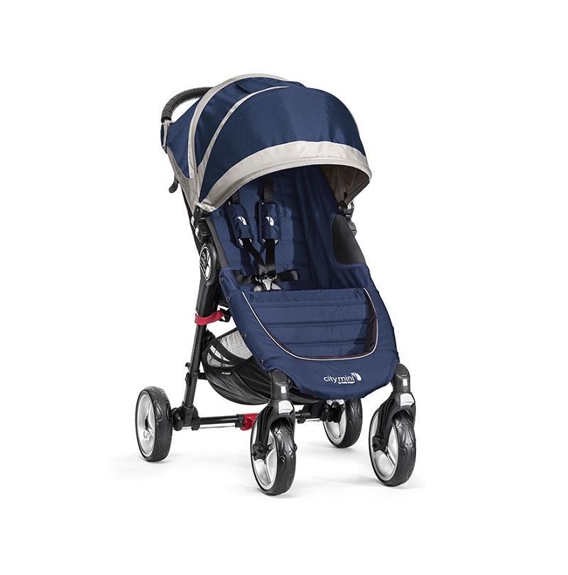 Baby Jogger jalutuskäru City Mini 4W