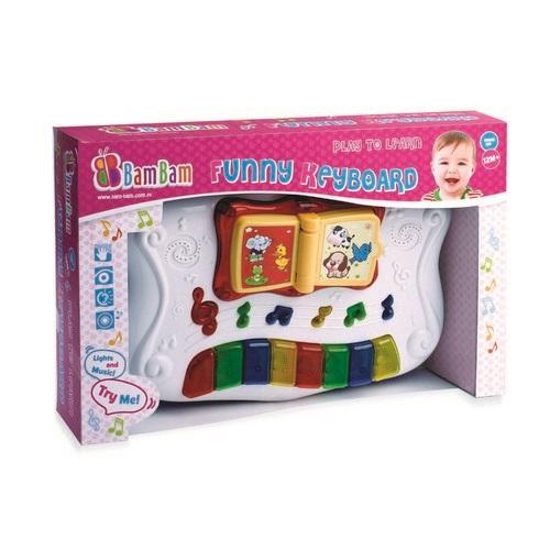 mänguklaver-beebile