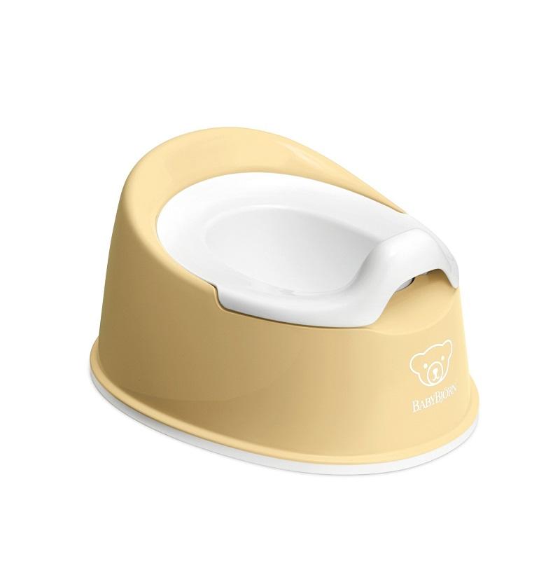 babybjorn-pissipott-Smart-Potty-Powder-yellow-White