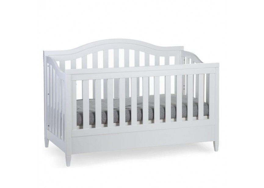 Childhome Hampton voodi 70x140cm + liistud 140 x 200cm