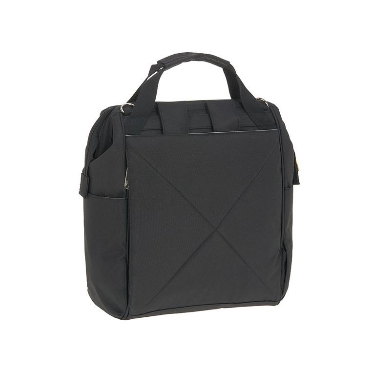 Lassig-Green-Label-beebitarvikute-seljakott-Goldie-Backpack-black