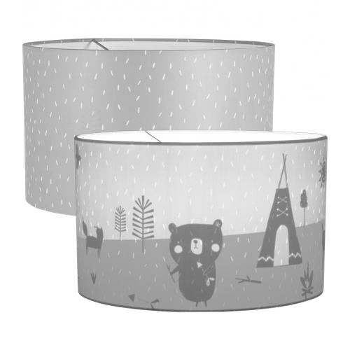 Little Dutch siluett laelamp Special-Grey