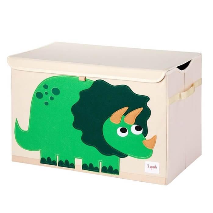 mänguasjakast-dinosaurus