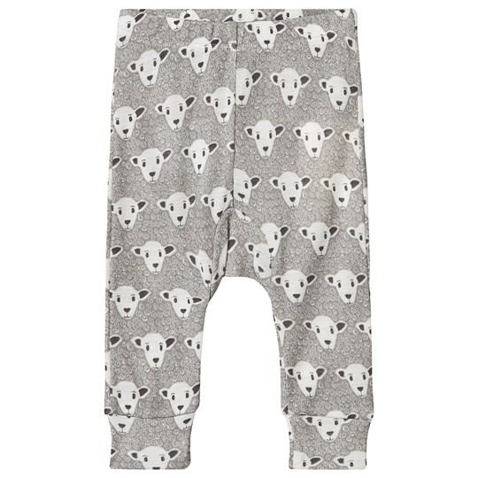 Fixoni siidivillased püksid, sheep grey