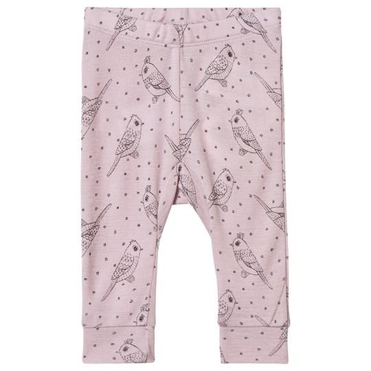 Fixoni siidivillased püksid, burnished lilac