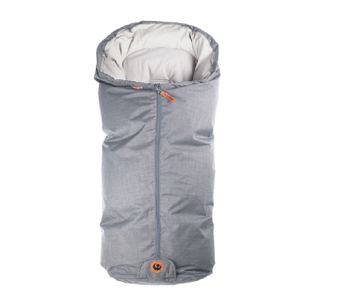Easygrow Maxi turvatooli soojakott Grey Melange