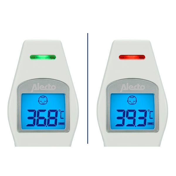Alecto infrapuna termomeeter