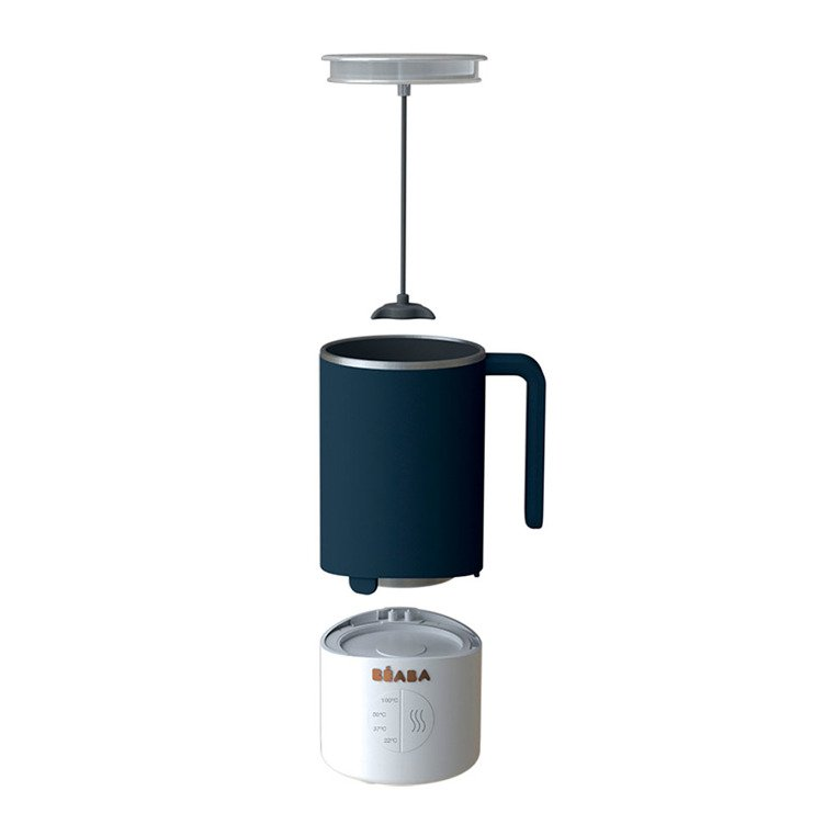 Beaba-Milk-Prep-piimasegu-valmistaja-Night-blue-1