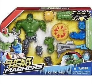 Hasbro, Marvel Super Hero, Hulk