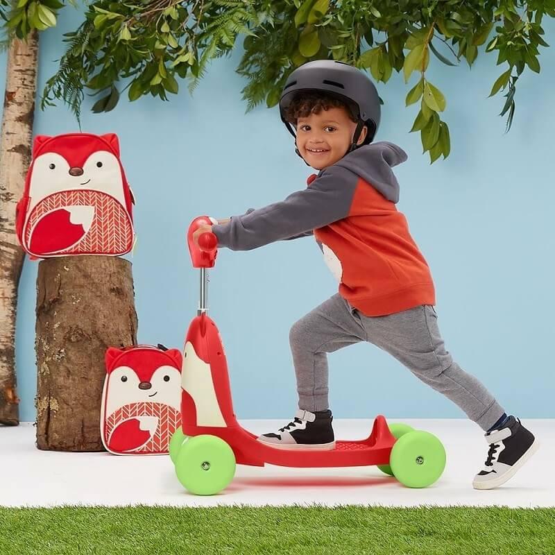 Skip Hop roller 3in1 Zoo rebane