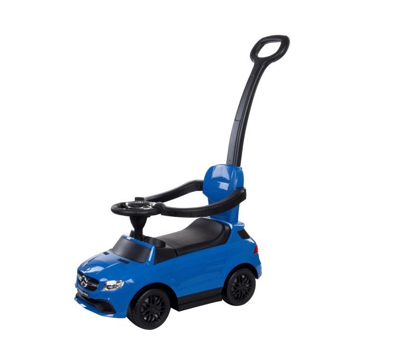 Sun Baby pealeistutav tõukeauto Mercedes-Benz sinine