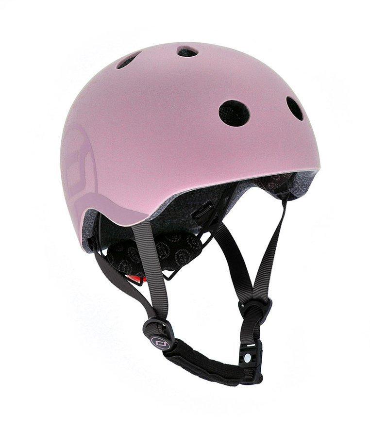 Scoot and Ride laste jalgrattakiiver rose S-M