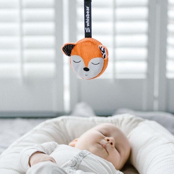 Whisbear-beebi-rahustaja-Humming-Fox-1