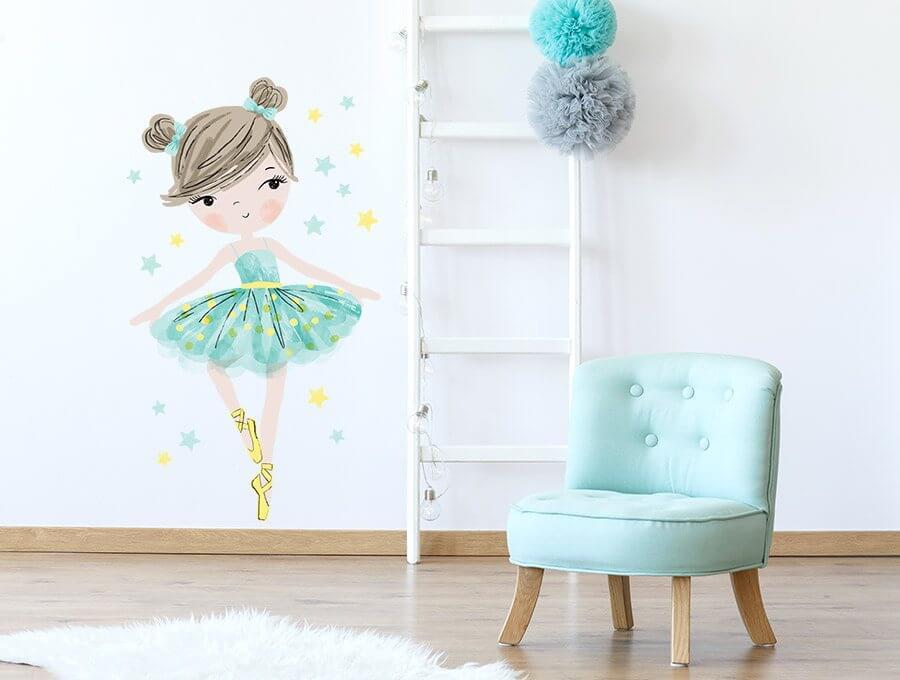 Seinakleebis balleriin mint