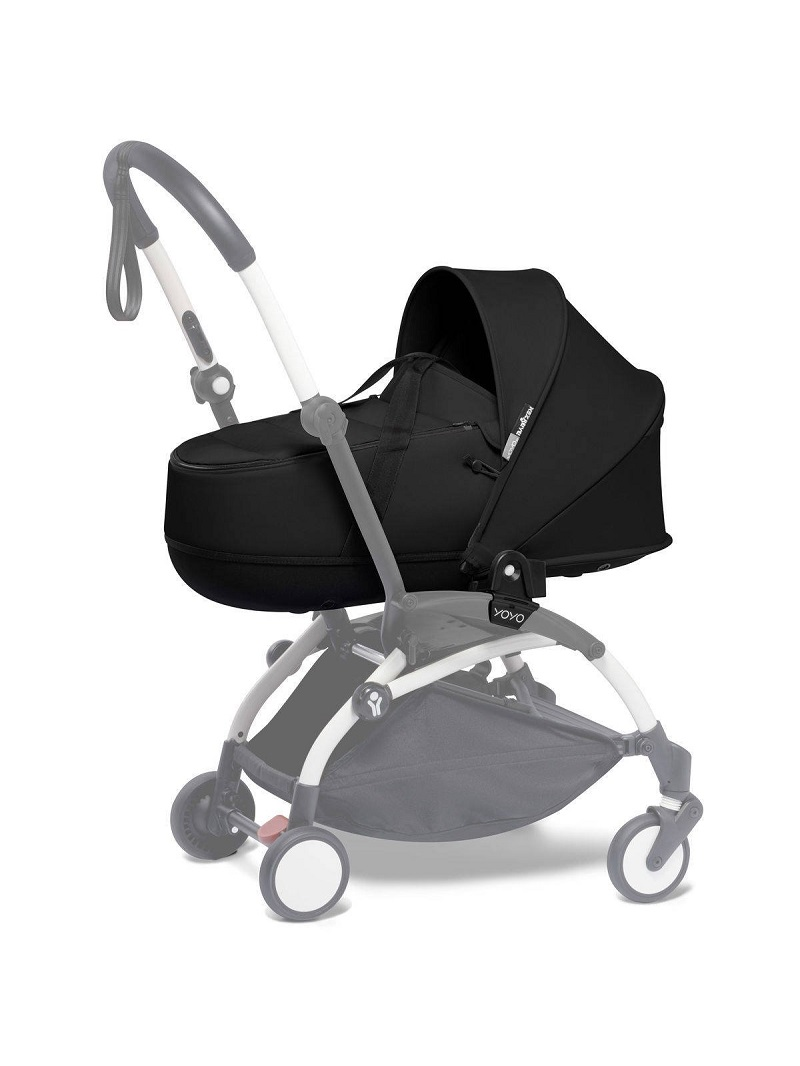 Babyzen-YOYO2-Bassinet-Black