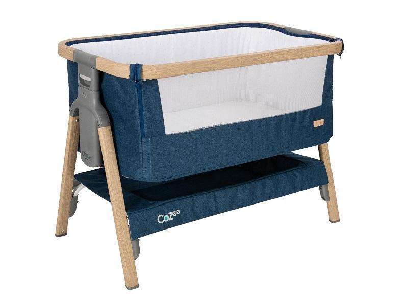 tutti-bambini-beebihäll-voodi-korvale-oak-midnight-blue