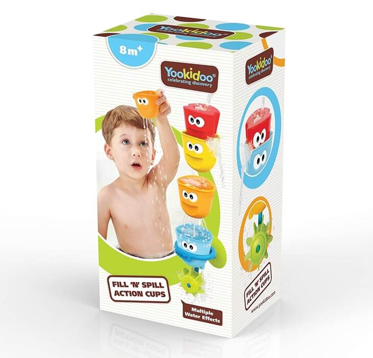 yookidoo-vannimänguasi