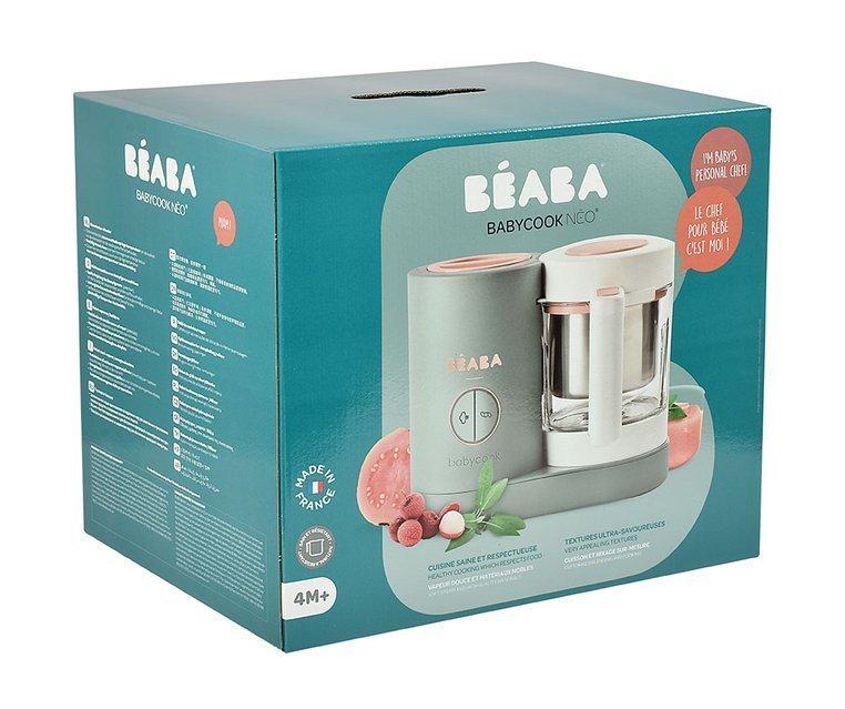 BEABA-Babycook-Neo-Eucalyptus