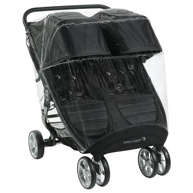 Baby Jogger City Mini 2 /GT 2 Double vihmakile